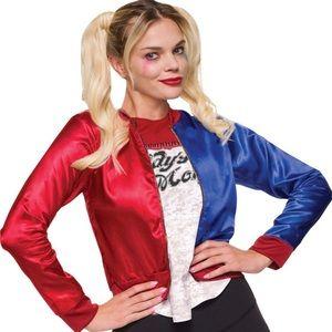 Red Blue Jacket